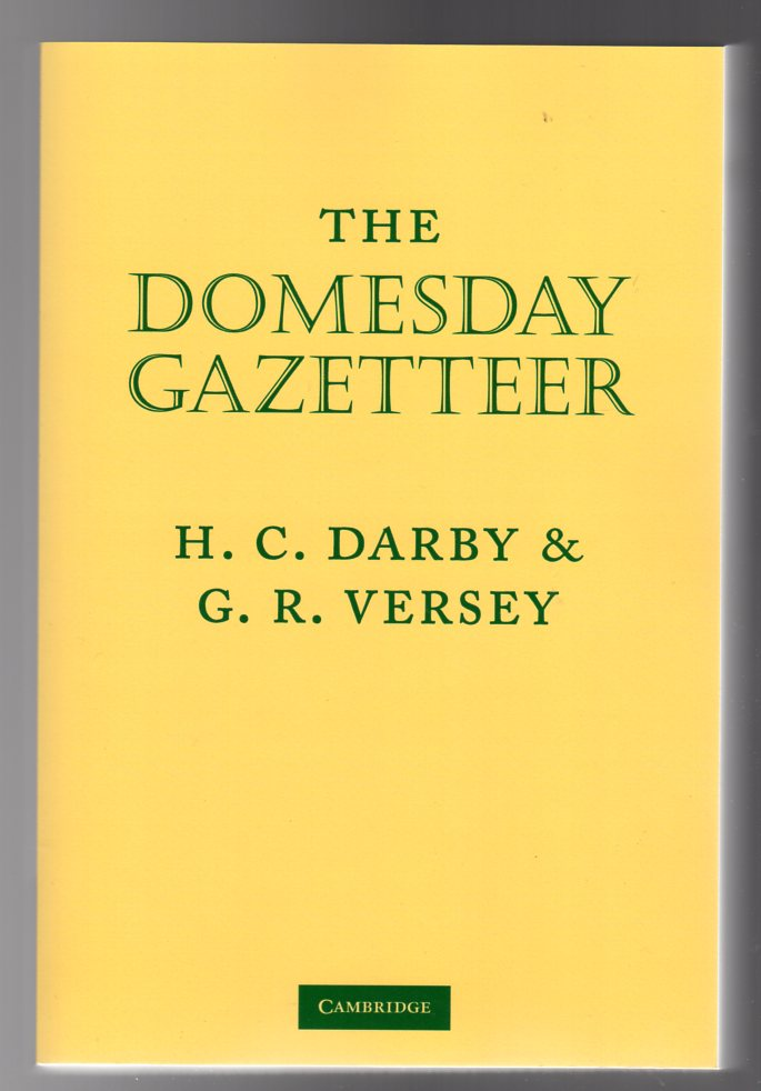 Image for The Domesday Gazetteer