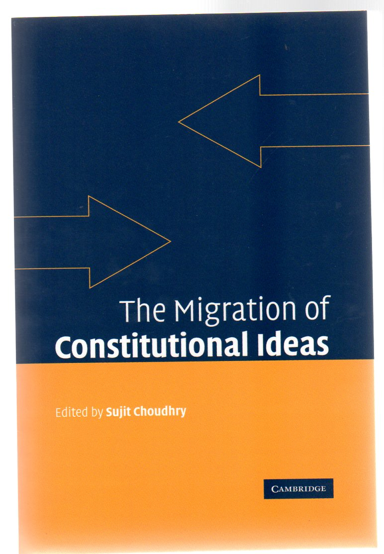 Image for The Migration of Constitutional Ideas