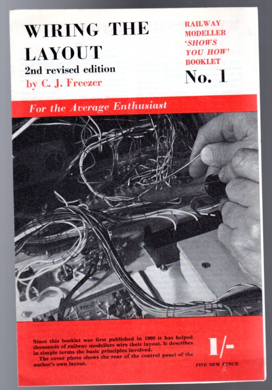 Image for Wiring the Layout : No 1