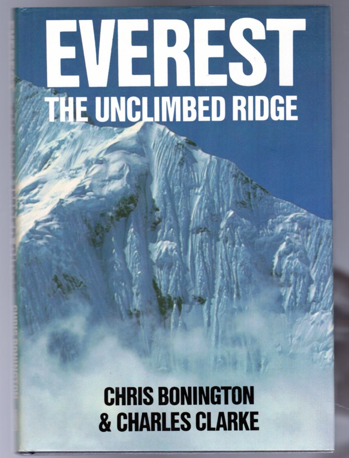 Image for Everest : Unclimbed Ridge