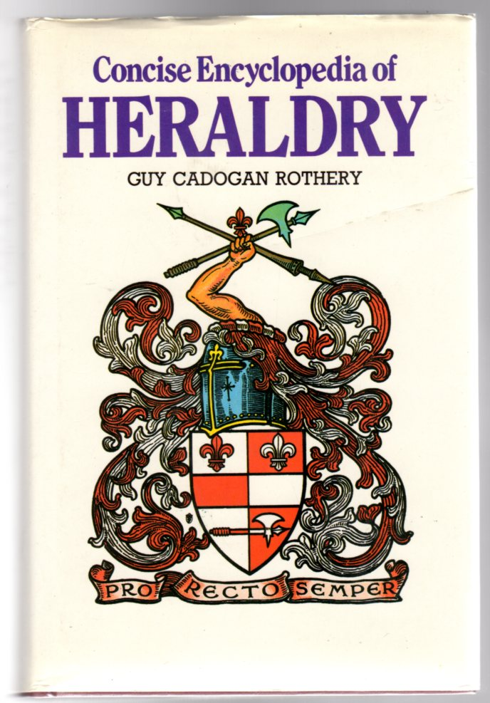 Image for Concise Encyclopedia of Heraldry