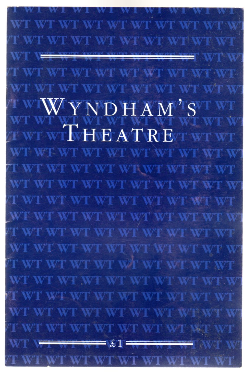 Image for Travels with My Aunt - Wyndham's Theatre Programme1992