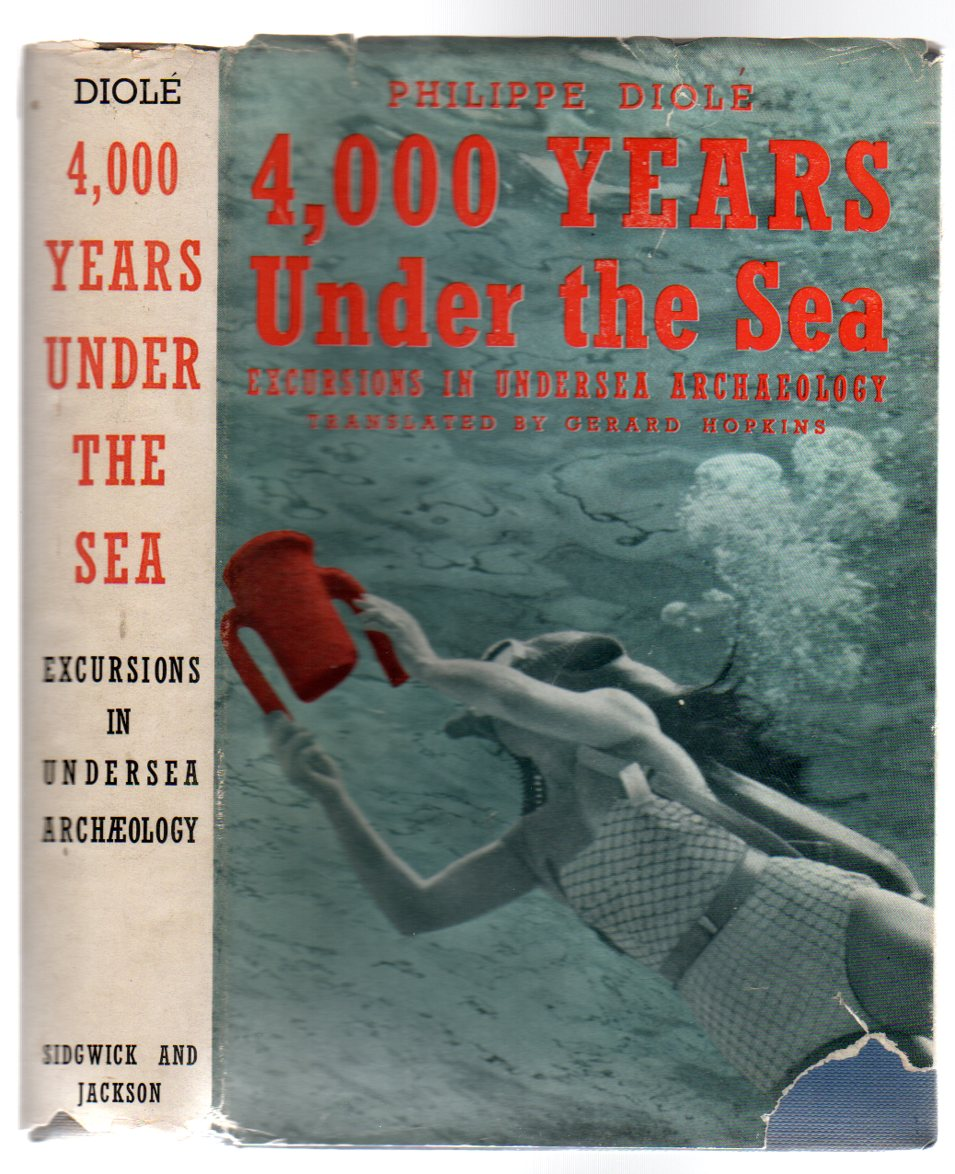 Image for 4,000 Years under the Sea - Excursions in Undersea Archaeology