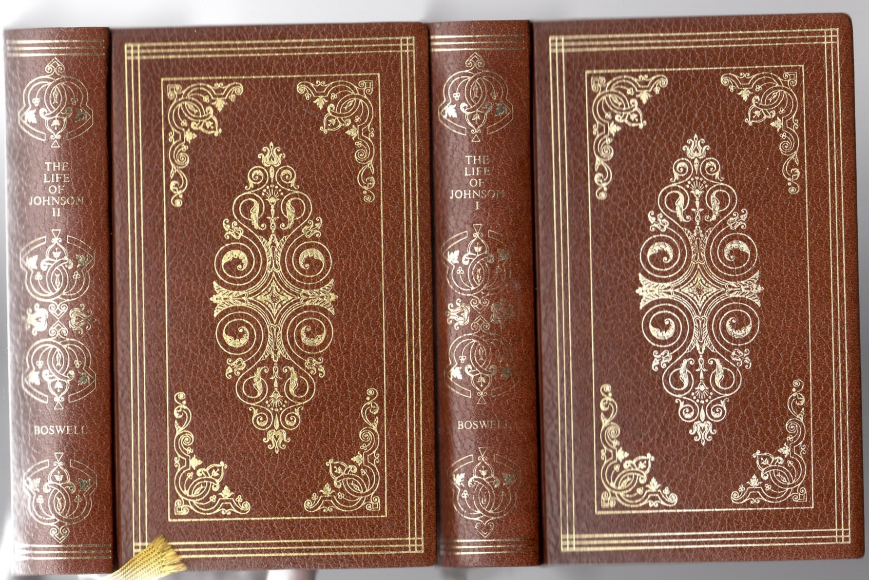Image for Boswell's Life of Johnson - 2 Volumes