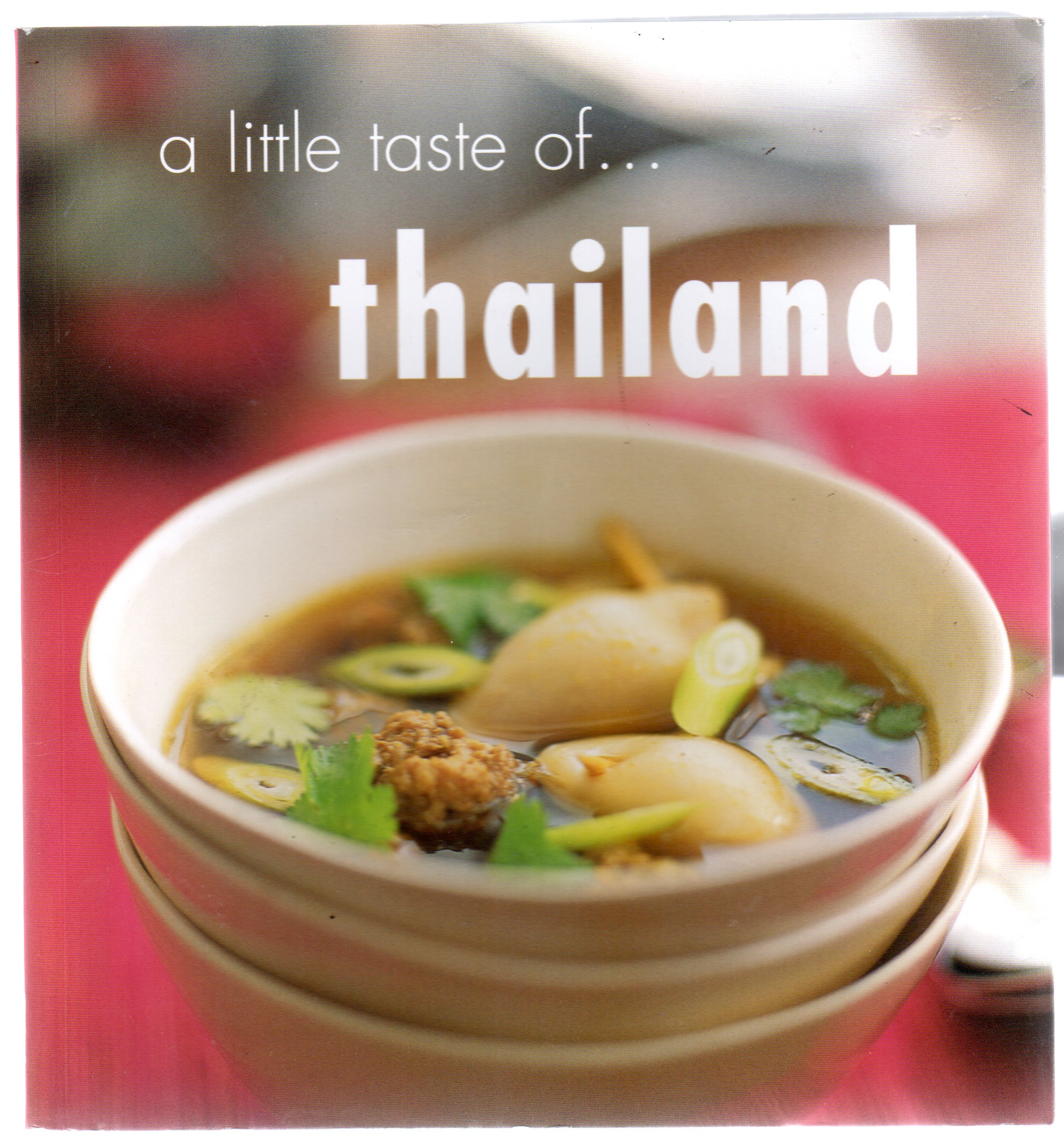 Image for A Little Taste of Thailand
