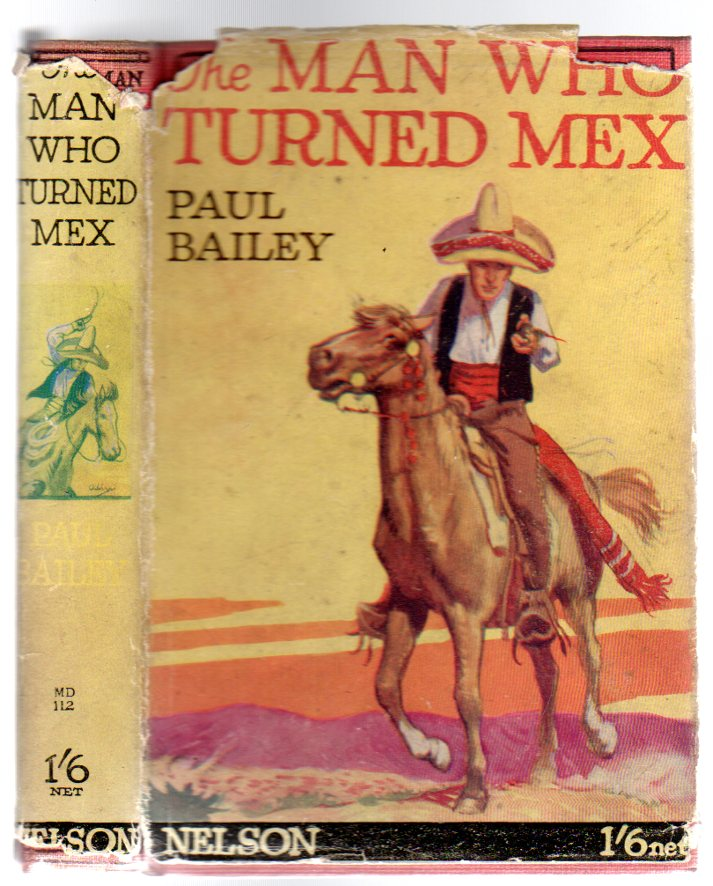 Image for The Man Who Turned Mex and Other Stories