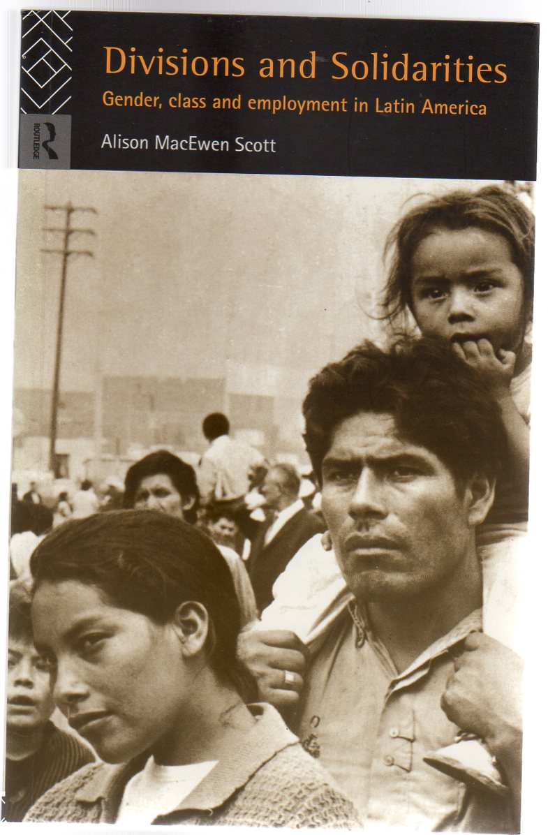 Image for Divisions and Solidarities : Gender, Class, and Employment in Latin America