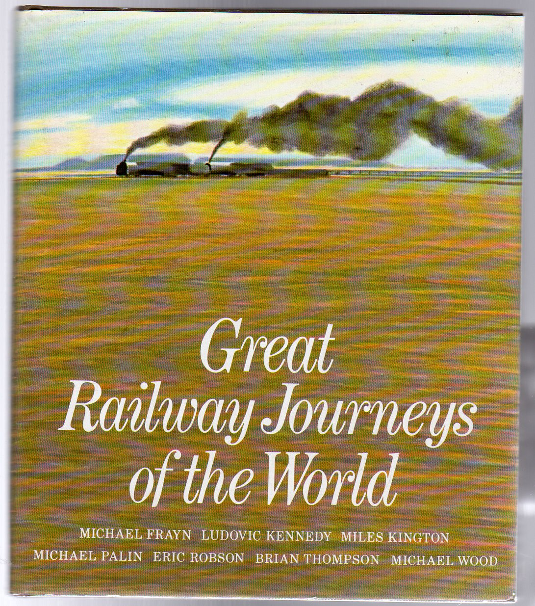 Image for Great Railway Journeys of the World