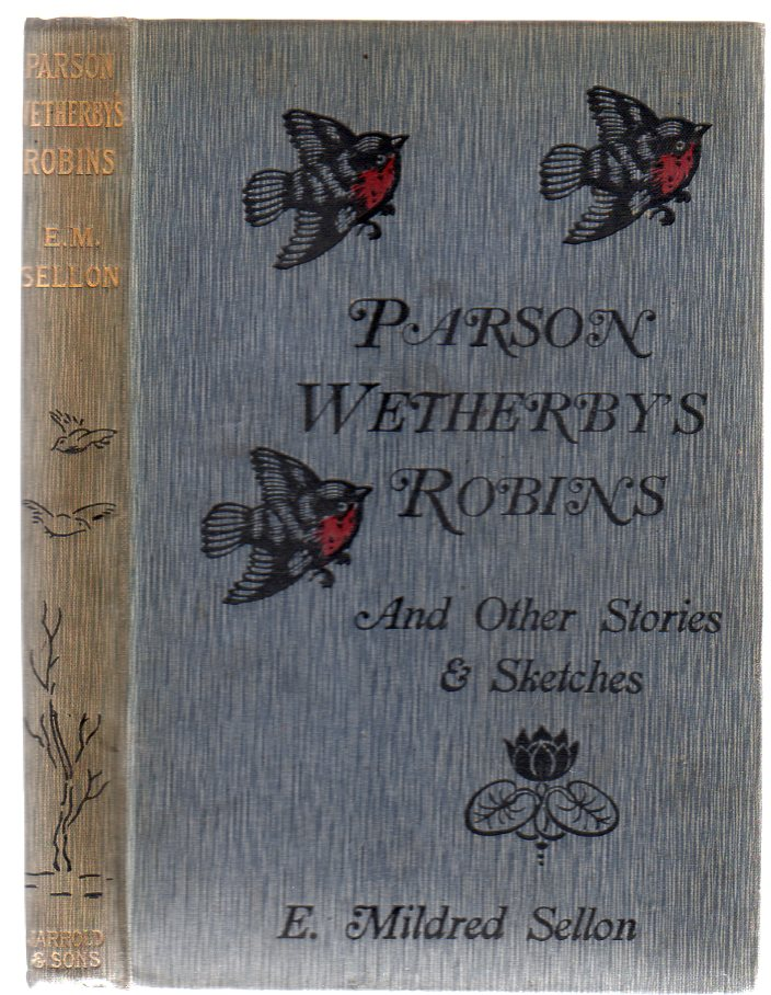 Image for Parson Wetherby's Robins & Other Stories and Sketches