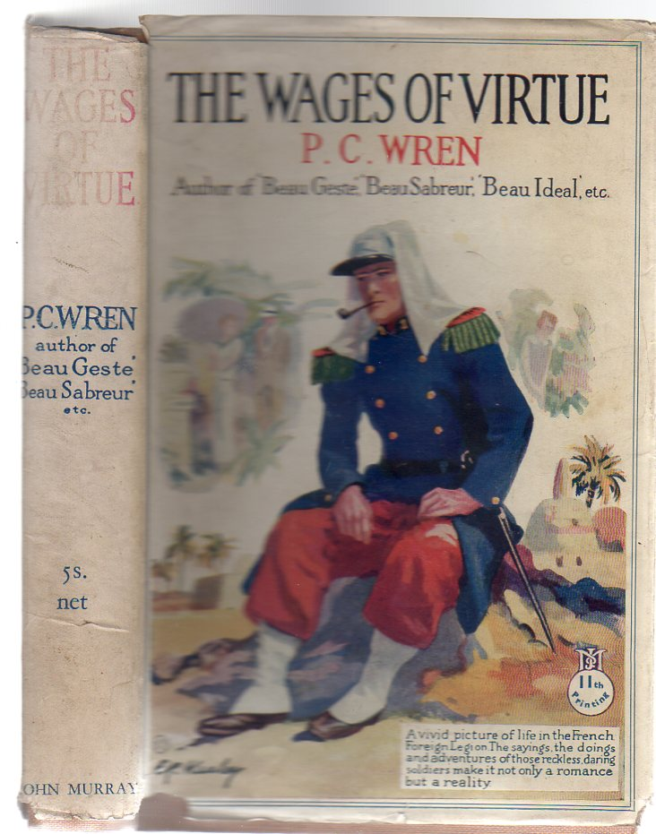 Image for The Wages of Virtue