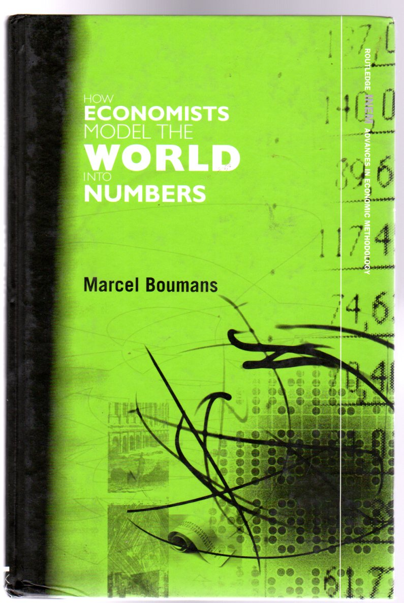 Image for How Economists Model the World into Numbers