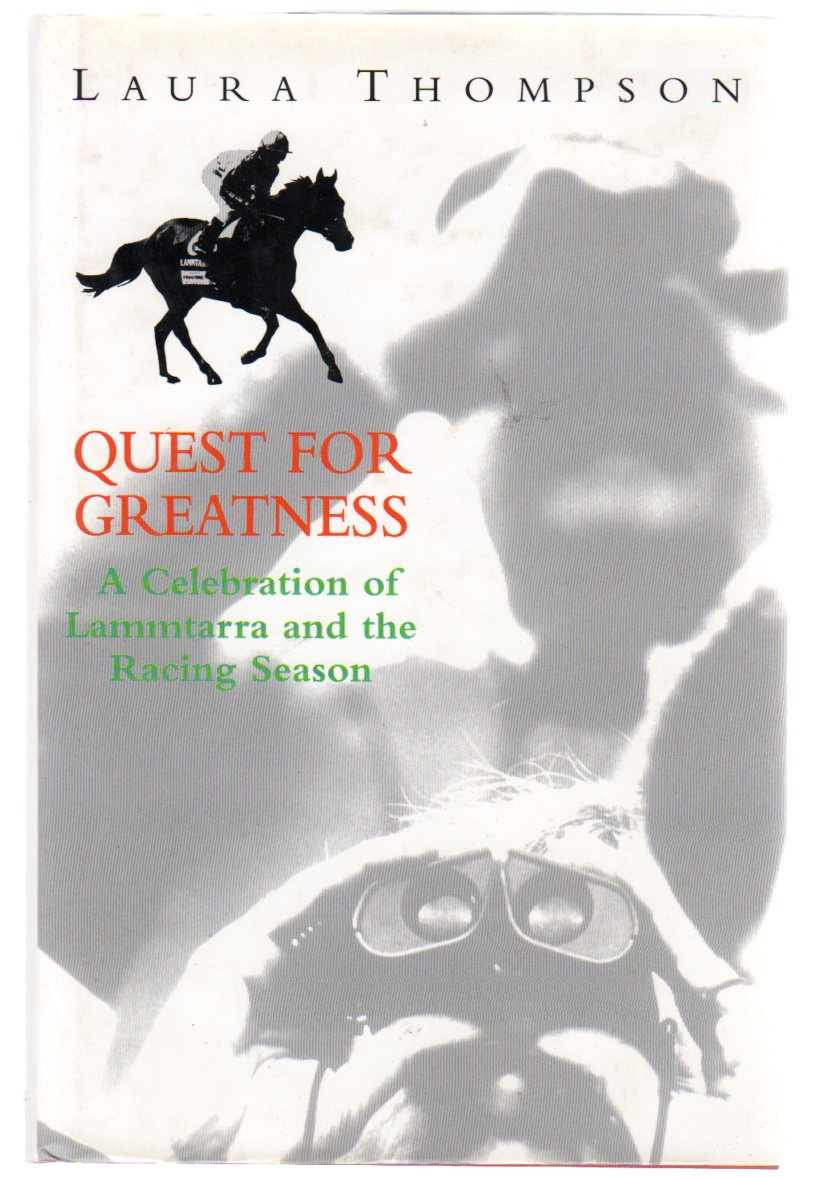 Image for Quest for Greatness