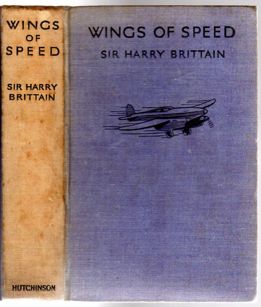 Image for Wings of Speed
