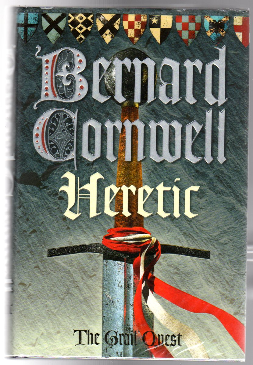 Image for Heretic (SIGNED COPY)