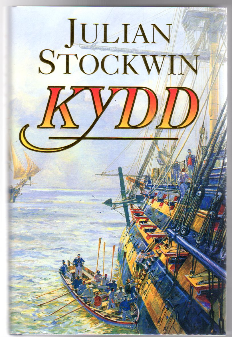 Image for Kydd  (SIGNED COPY)