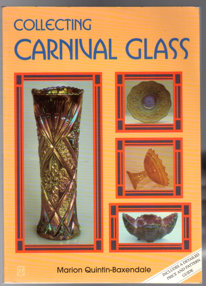 Image for Collecting Carnival Glass