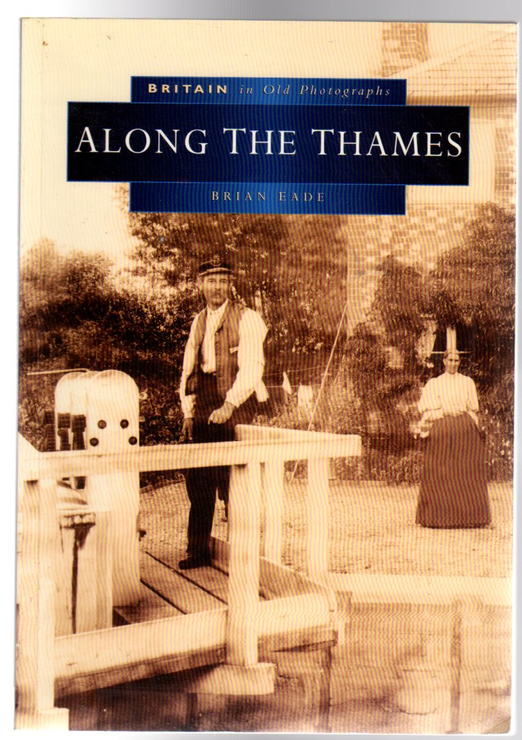 Image for Along the Thames in Old Photographs