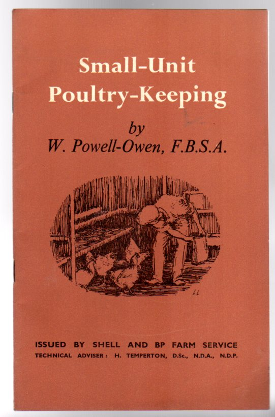 Image for Small-Unit Poultry-Keeping