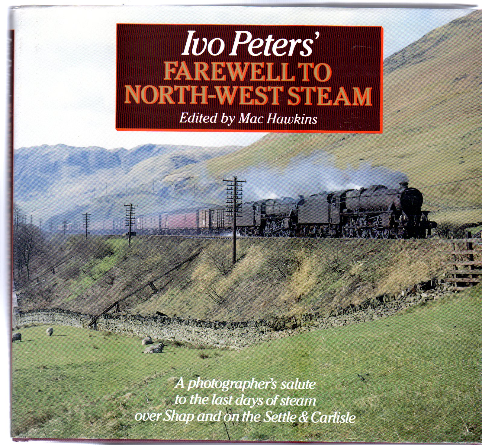 Image for Ivo Peters' Farewell to North-West Steam