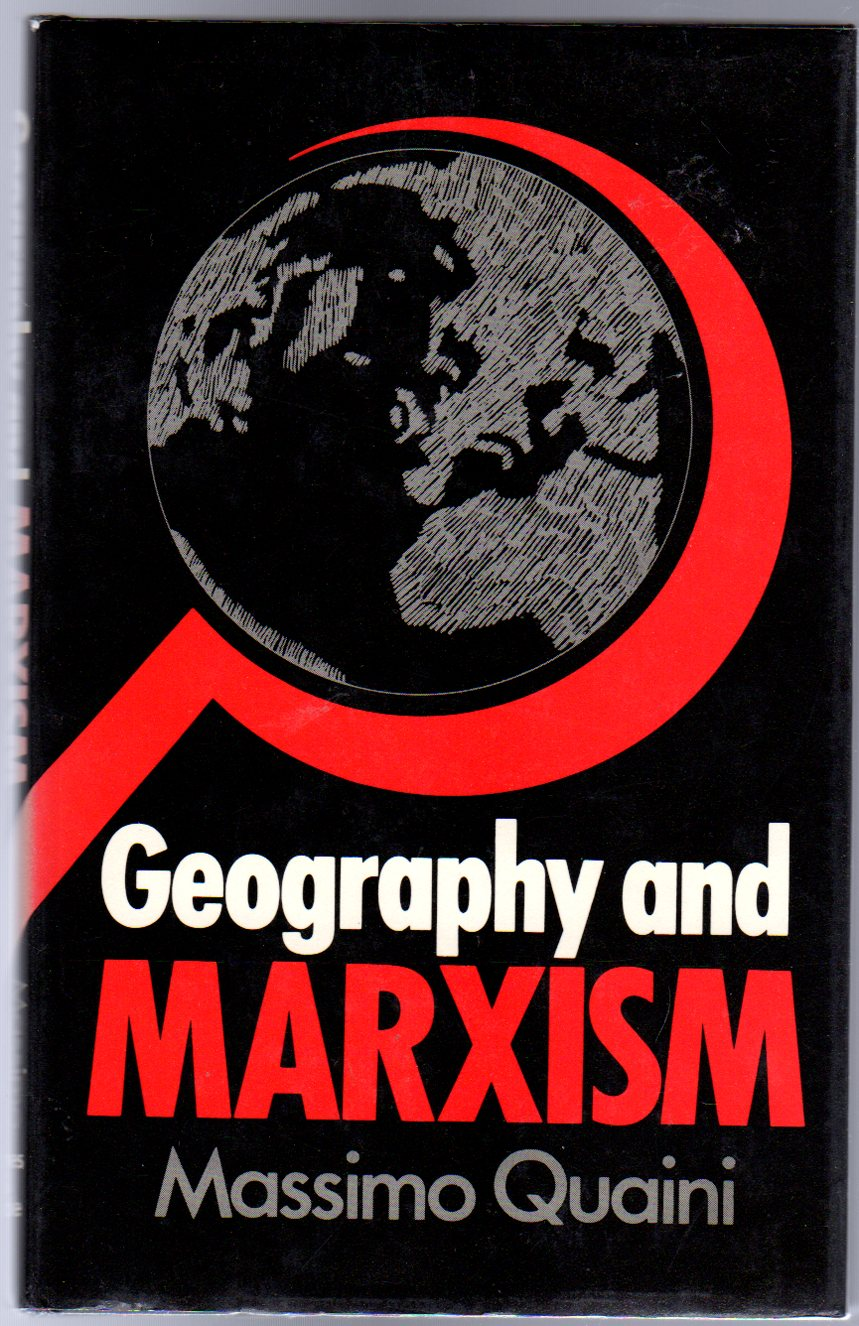 Image for Geography and Marxism