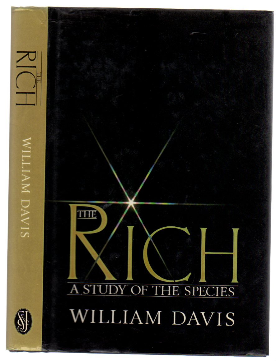Image for The Rich : A Study of the Species