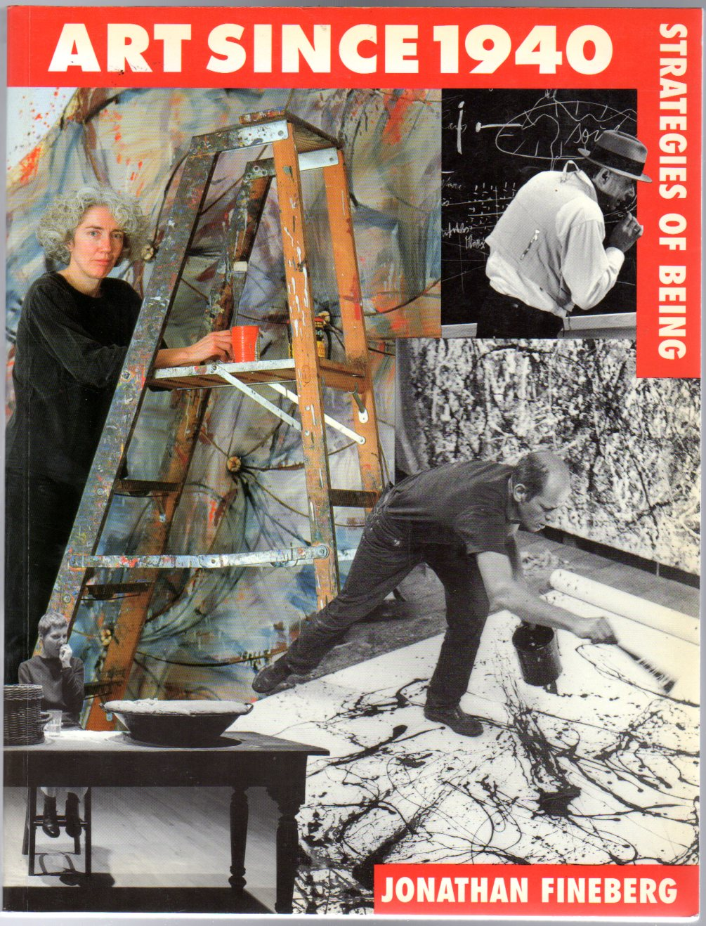 Image for Art Since 1940 : Strategies of Being