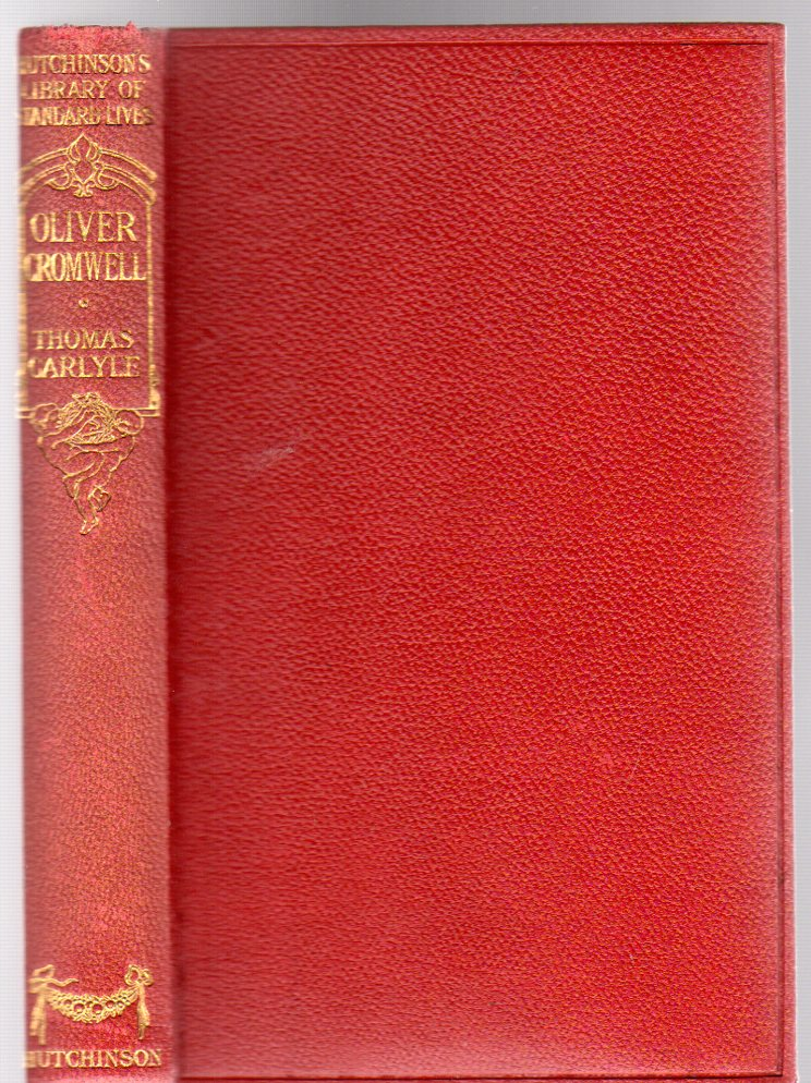 Image for Carlyle's Oliver Cromwell