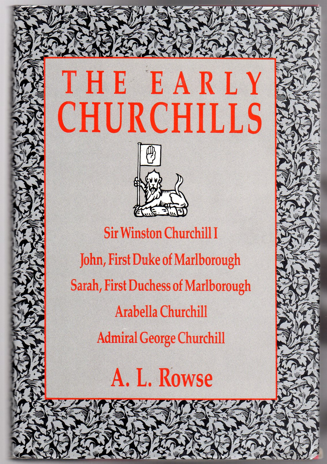 Image for The Early Churchills - an English Family