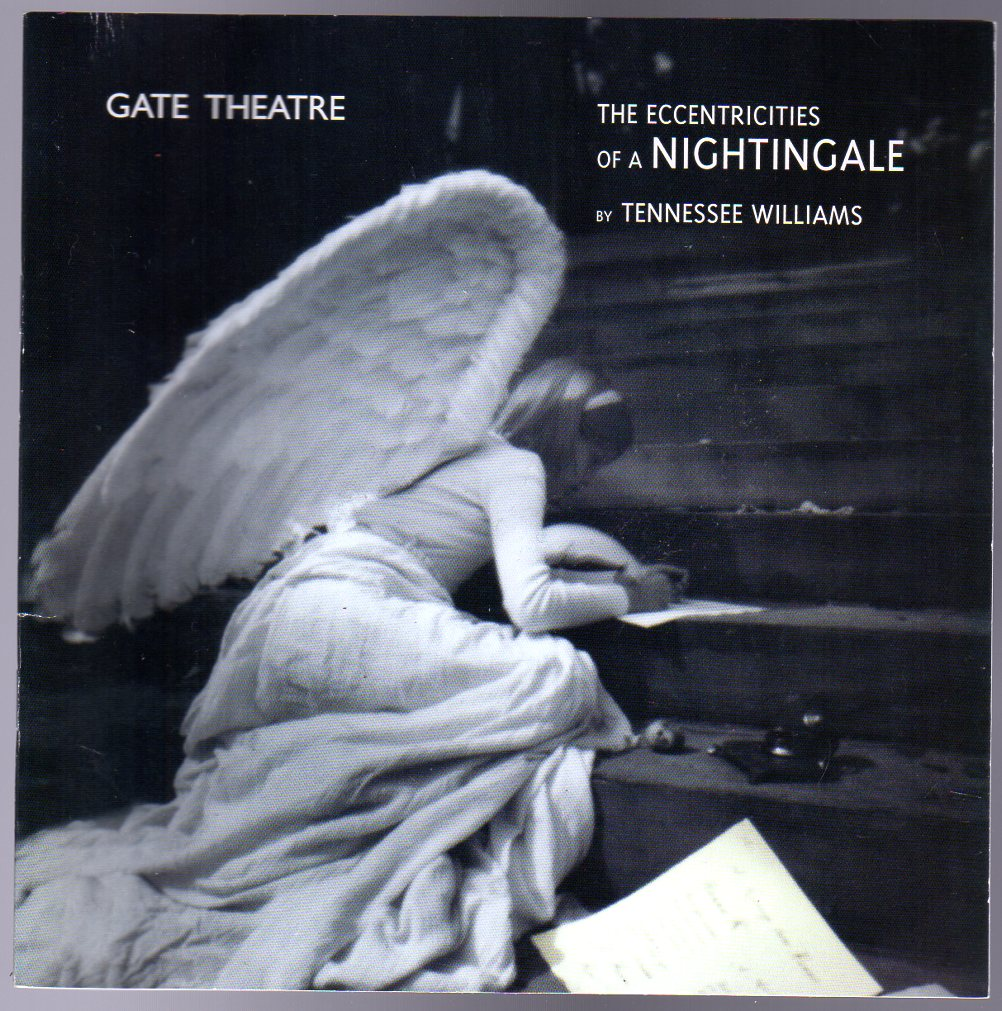 Image for The Eccentricities of a Nightingale (THEATRE PROGRAMME)
