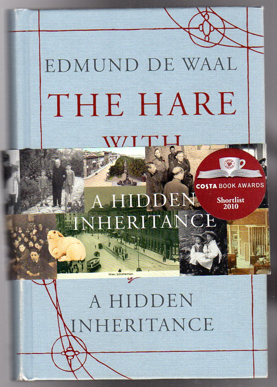 Image for The Hare with Amber Eyes - a Hidden Inheritance