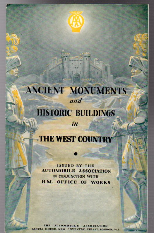 Image for Ancient Monuments and Historic Buildings in the West Country