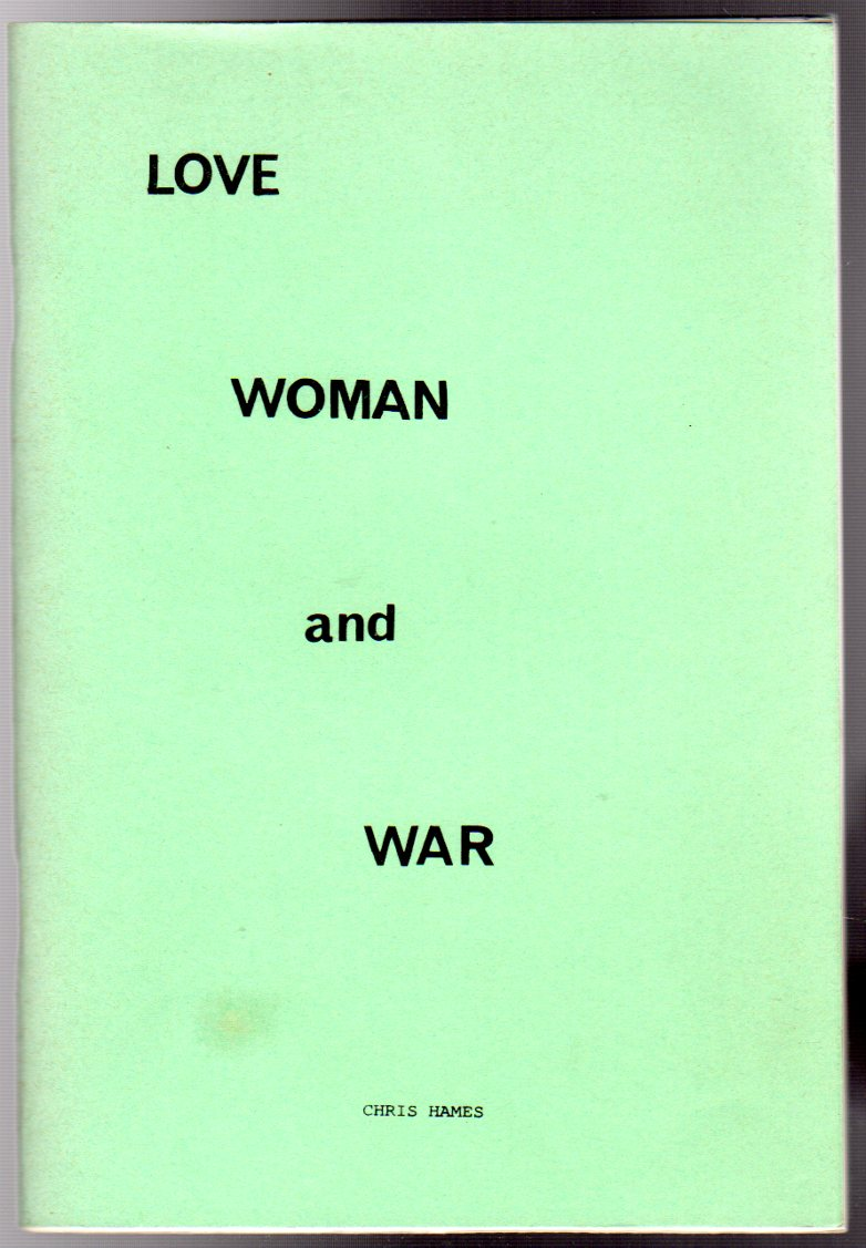 Image for Love Woman and War (SIGNED COPY)