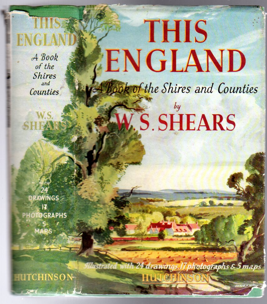 Image for This England : A Book of Shires and Counties