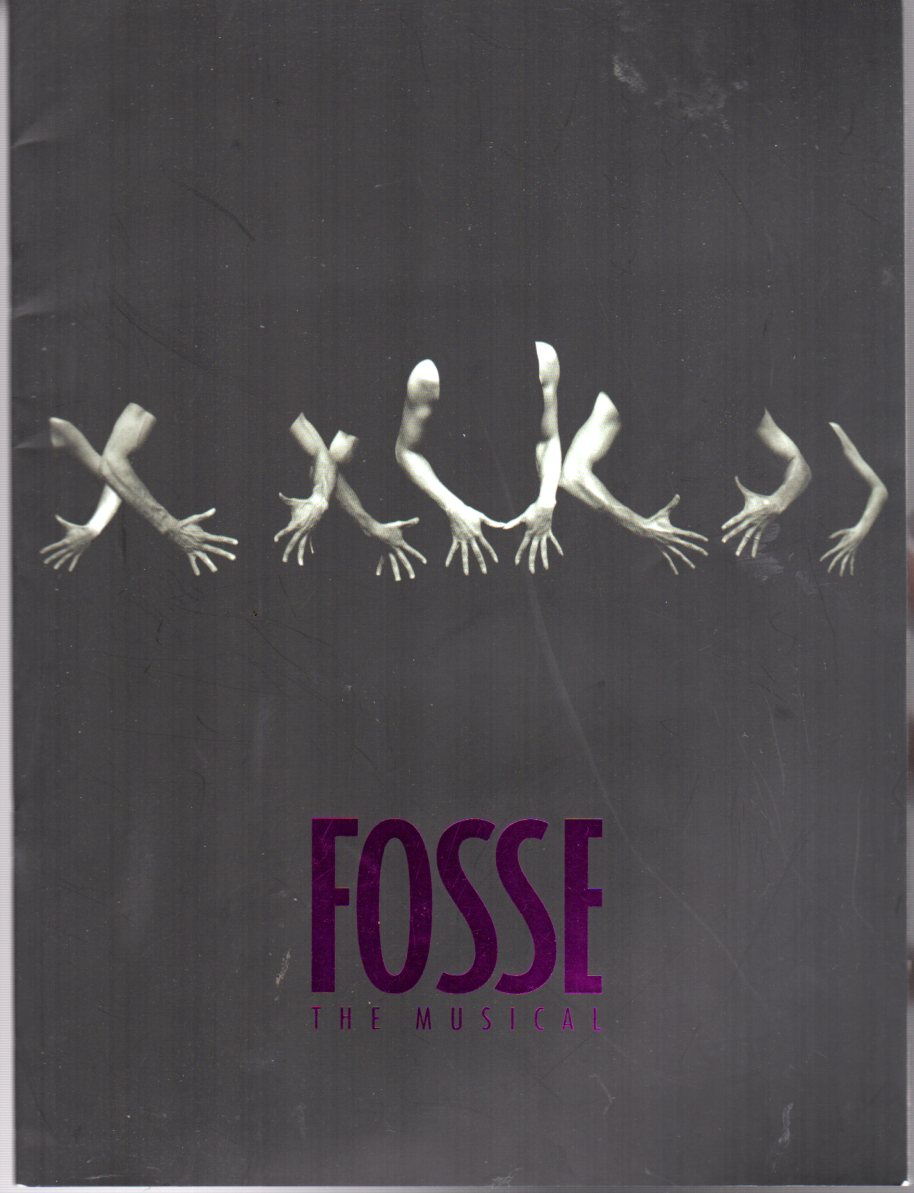 Image for Fosse - The Musical (THEATRE PROGRAMME)