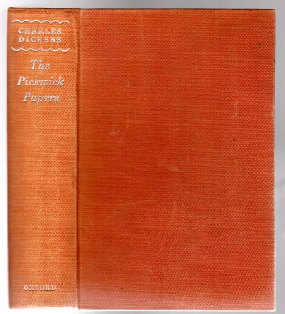 Image for The Posthumous Papers of the Pickwick Club