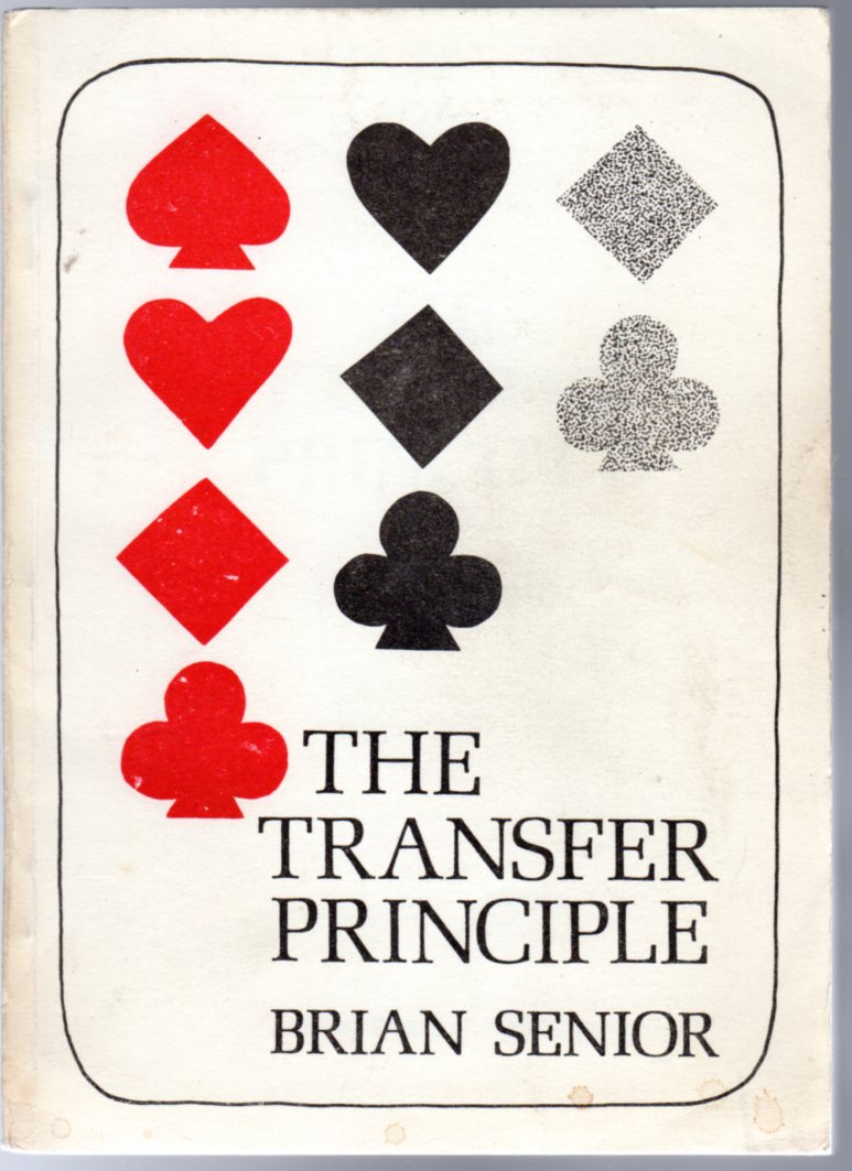 Image for The Transfer Principle