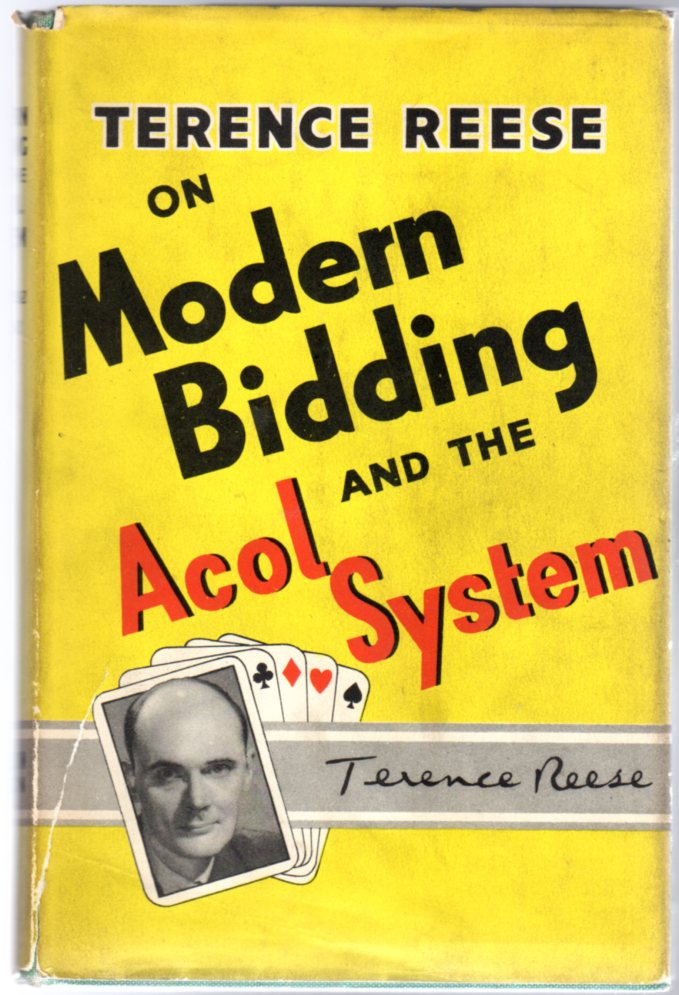 Image for Modern Bidding and the ACOL System