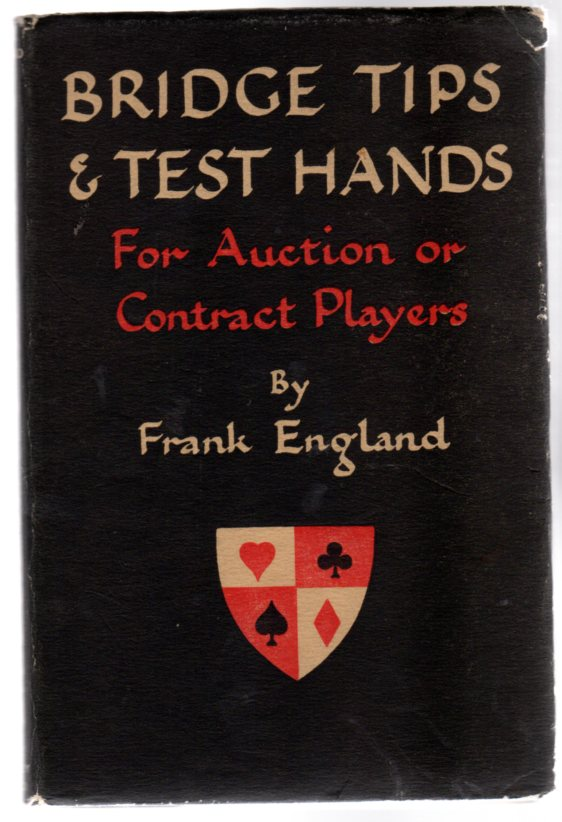 Image for Bridge Tips And Test Hands : For Auction or Contract Players