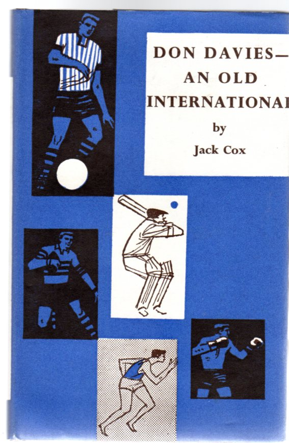 Image for Don Davies : 'An Old International'