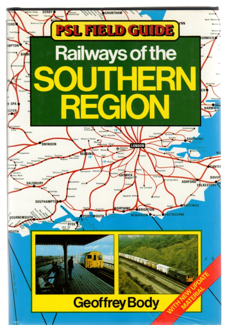 Image for Railways of the Southern Region