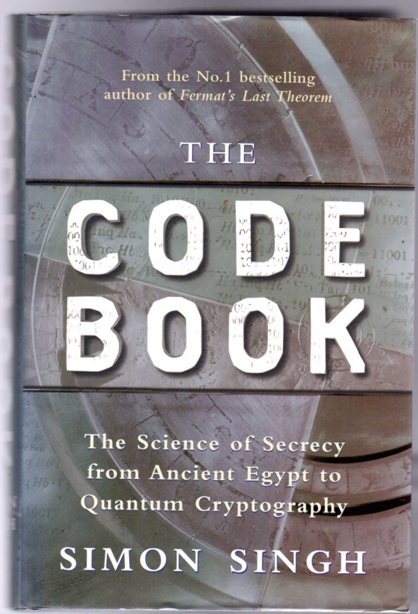 Image for The Code Book : The Science of Secrecy from Ancient Egypt to Quantum Cryptography