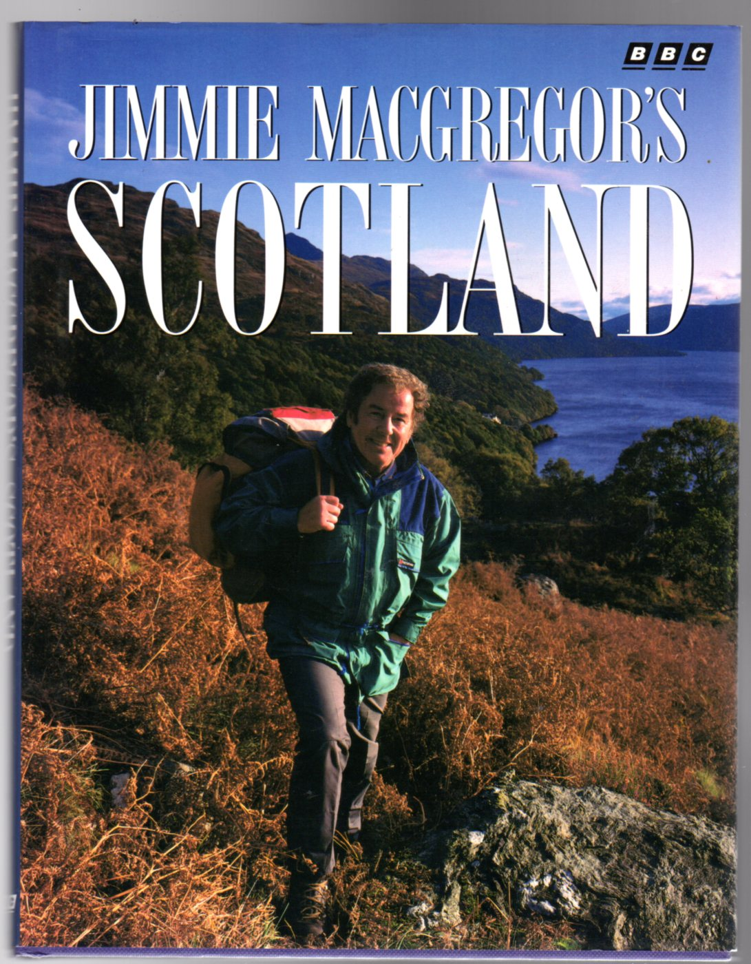 Image for Jimmie Macgregor's Scotland