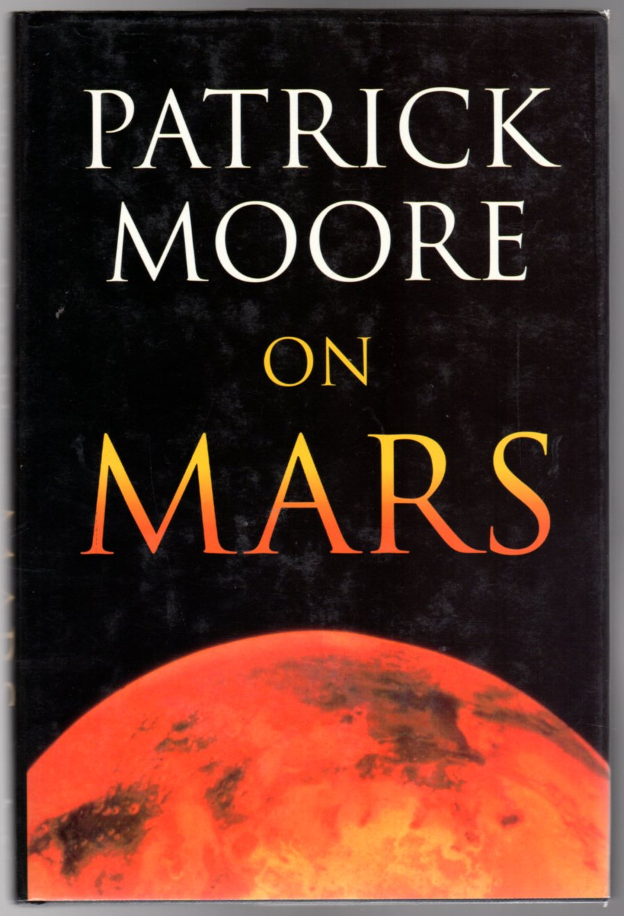 Image for Patrick Moore on Mars