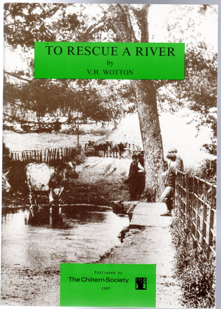 Image for To Rescue a River