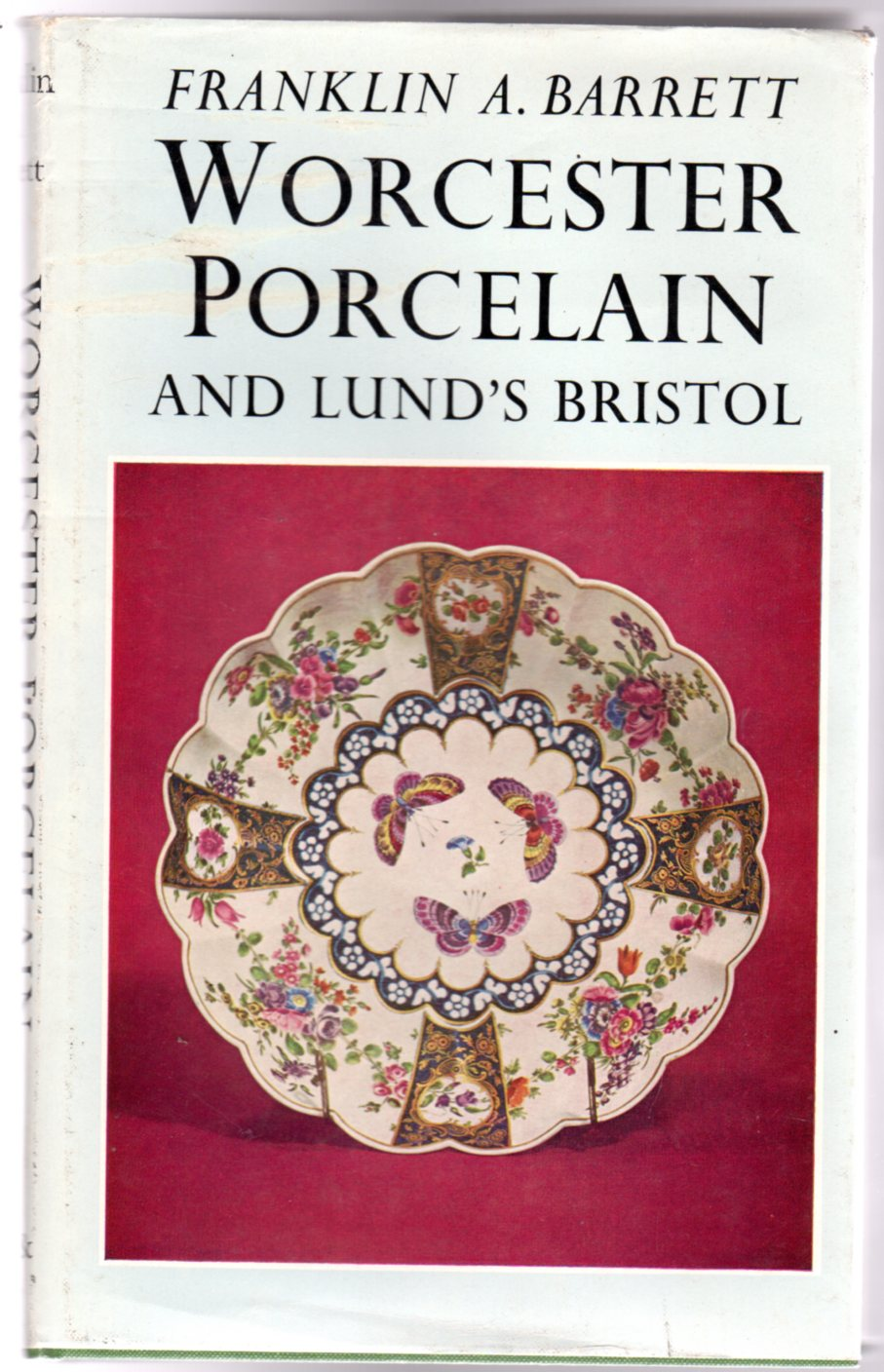 Image for Worcester Porcelain and Lund's Bristol