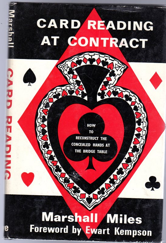 Image for Card Reading at Contract - How to Reconstruct the Concealed Hands at the Bridge Table