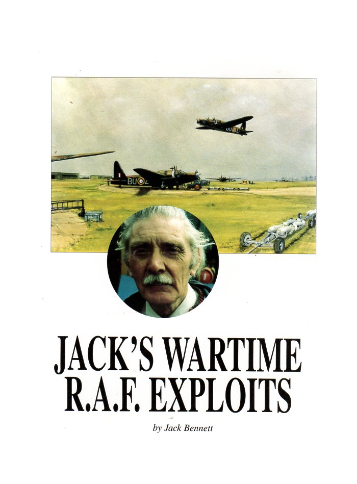 Image for Jack's Wartime R.A.F. Exploits  (SIGNED COPY)