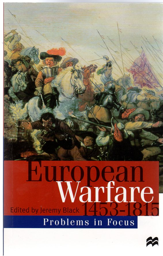 Image for European Warfare 1453-1815