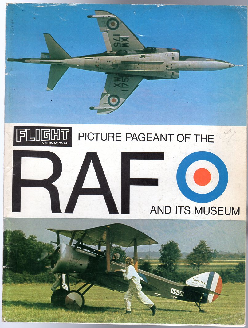 Image for Flight International: A Picture Pageant of the RAF and Its Museum