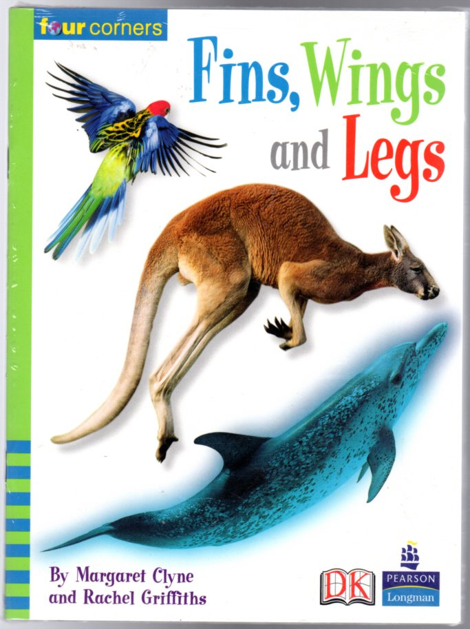 Image for Fins, Wings and Legs